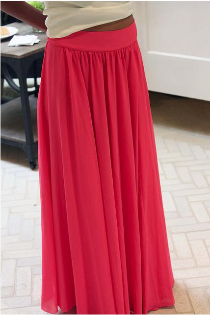 fashion friday diy maxi skirt s list