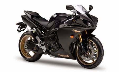 video Yamaha R1