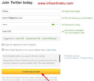 formulir twitter.com