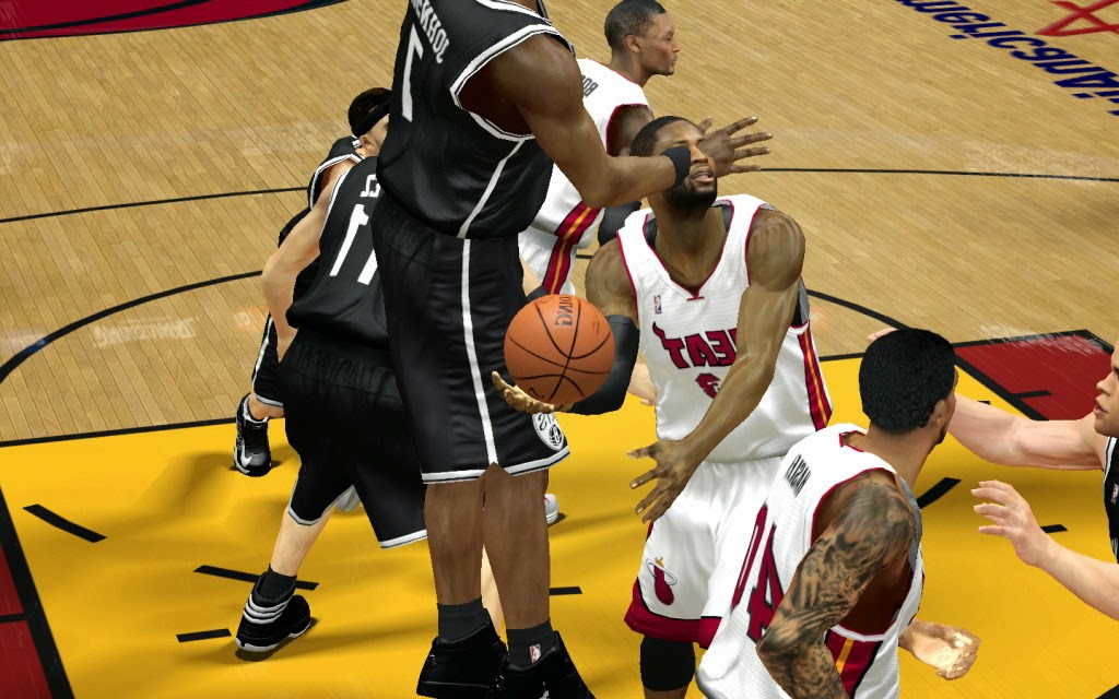 basketball computer games