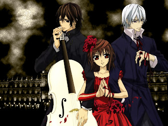 #6 Vampire Knight Wallpaper