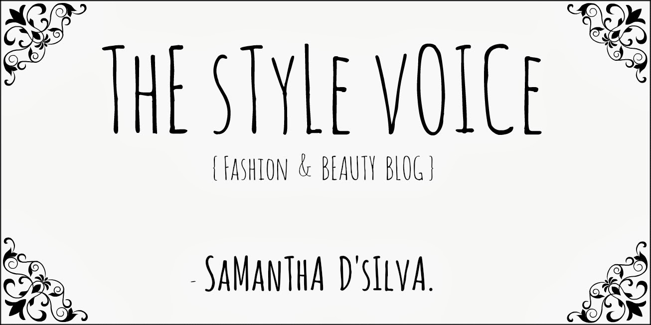 The Style Voice