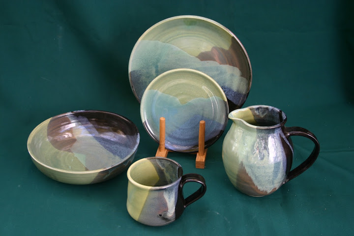 River Water Pottery