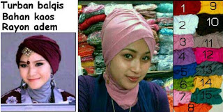 turban, hijab