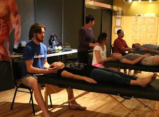 Myfascial Release at Aspen Massage Institute