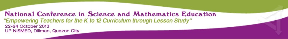 National Conference in Science and Mathematics Education
