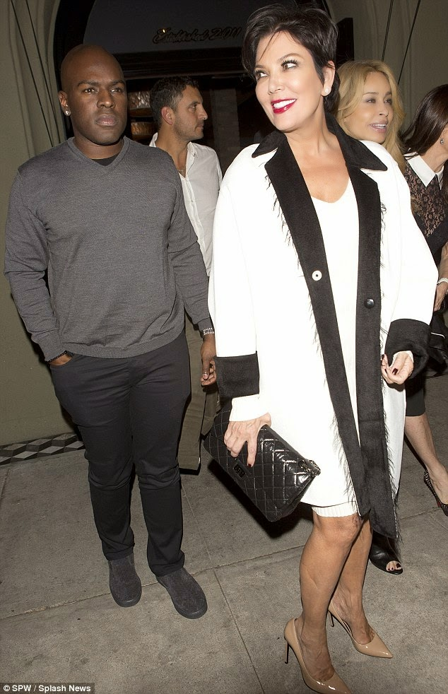 Who is kris jenner dating in Melbourne