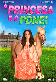 A Princesa e O Pônei - HDRip Dublado