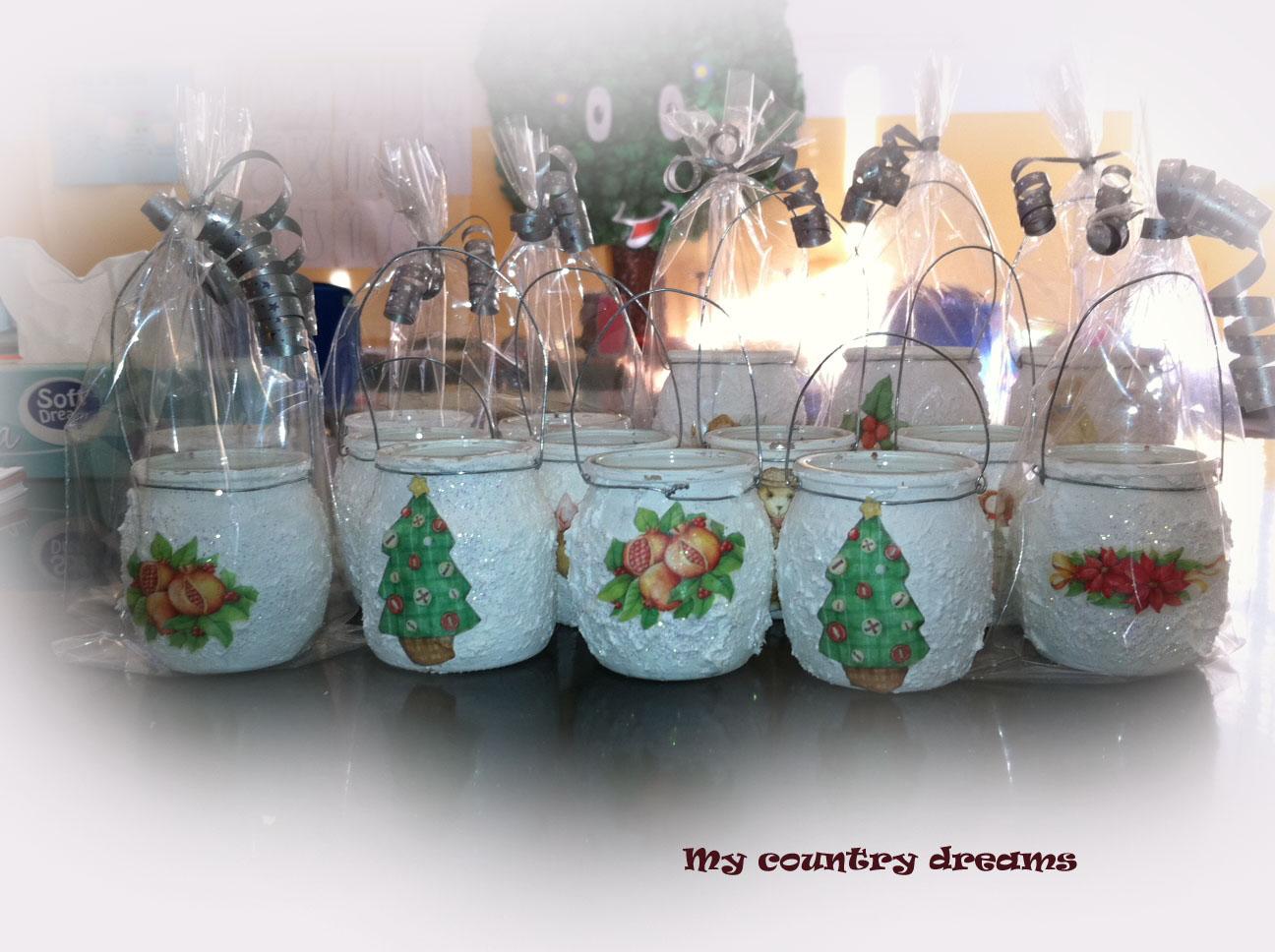 Assez Un cuore country: Lanterne natalizie RU51