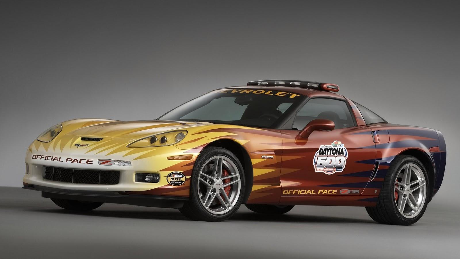 Daytona 500 Z06 Sports Car