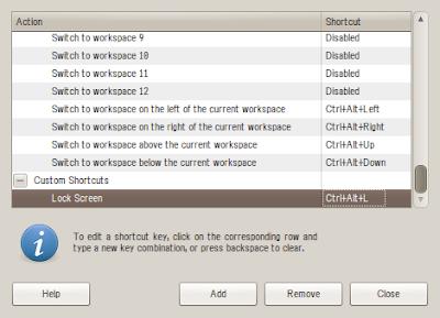 Cara Membuat ScreenLock pada Backtrack