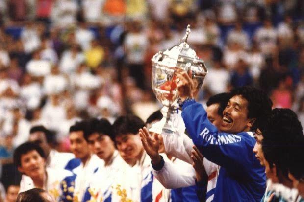 Piala Thomas 1992