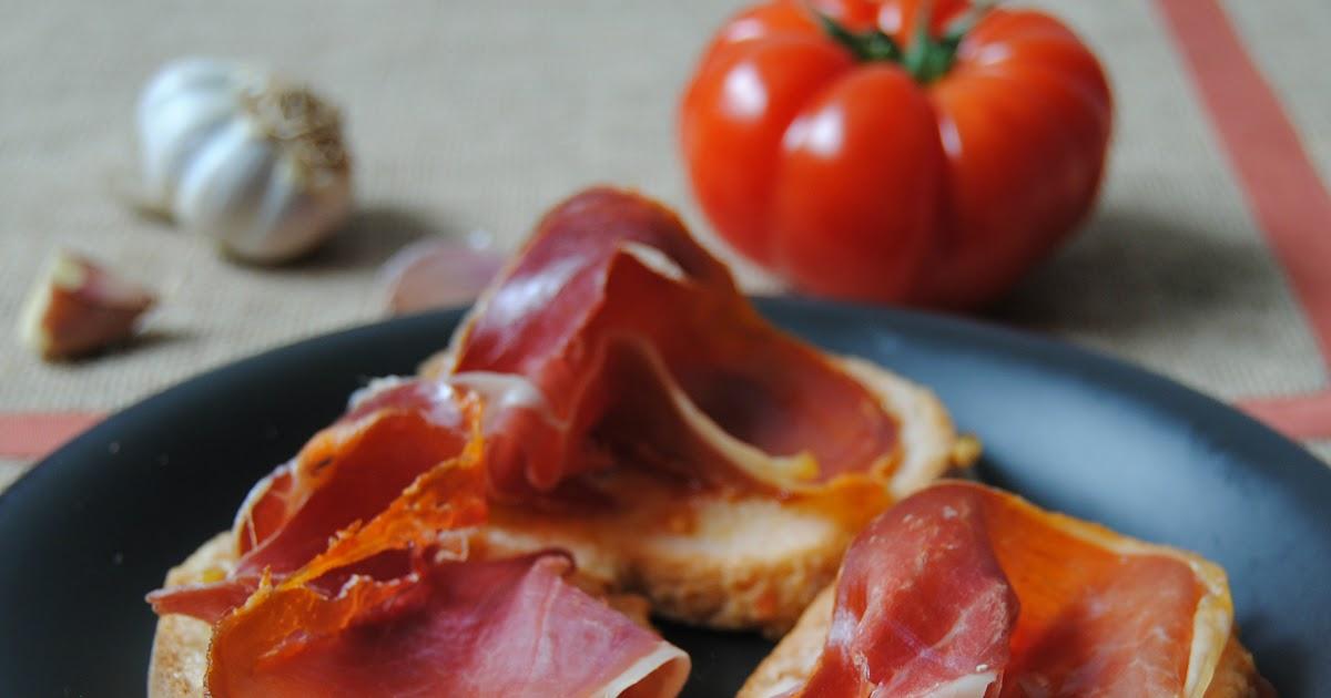 g u00c2teaux en espagne  recette de pain  u00e0 la tomate