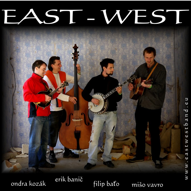 East West Bands: The European Bluegrass Blog: East-West: New Band, New Demo