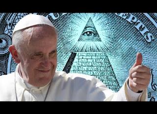 Ο Πάπας Φραγκίσκος αποκαλεί τον Χριστό αμαρτωλό και ψευδοπροφήτη!