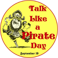 Art Exhibits, IMAX Movies, Farmers Markets, Full Moon Sail & Lighthouse Experience, Music, Andrew Young, and Talk Like a Pirate Day! 6  Talk Like a Pirate Day St. Francis Inn St. Augustine Bed and Breakfast