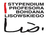 Logo konkursu na stypendium profesora Bohdana Lisowskiego