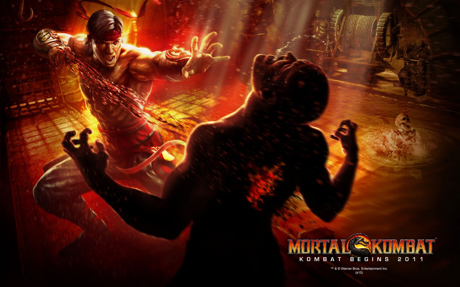 Mortal kombat HD & Widescreen Wallpaper 0.388437140339463