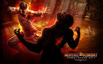 #21 Mortal Kombat Wallpaper