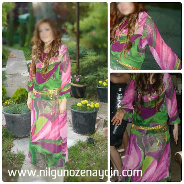 nilgunozenaydin.com-fırfırlı elbise-fırfırlı elbise dikimi-abiye modelleri-şifon abiyeler-tesettür için abiye
