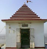Dariya Ganesha Temple at Dumas Beach