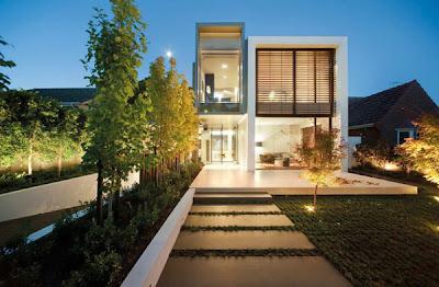 Rumah Modern Ala Australia