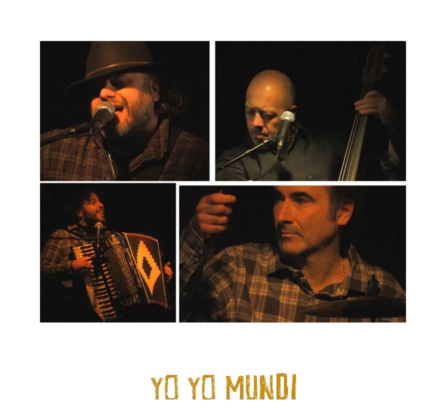Immagine di Yo Yo Mundi - Paolo Archetti Maestri , Andrea Cavalieri , Fabio Martino , Eugenio Merico