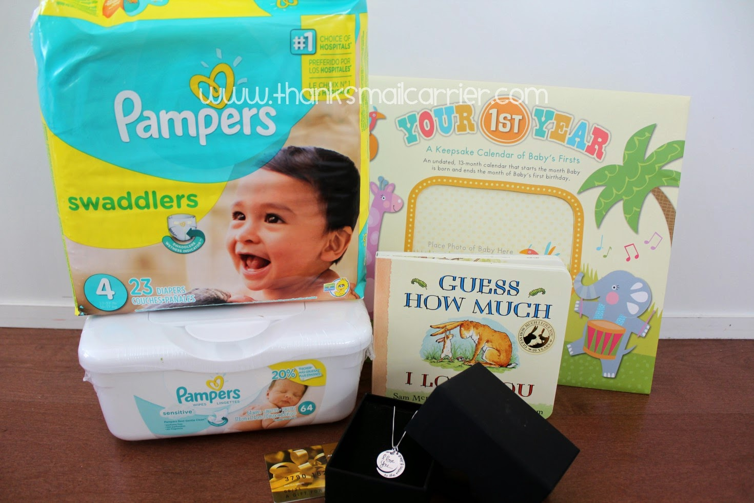Pampers prize pack
