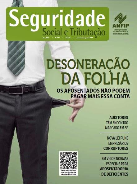 ╔ Revista ANFIP – Janeiro/Março - 2014 ╝