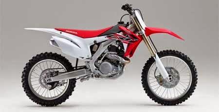 Motor Trail Honda