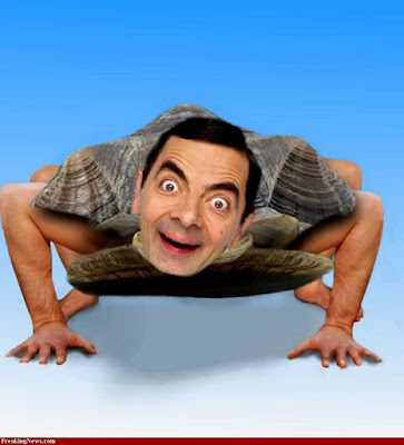 Foto Lucu Mr Bean