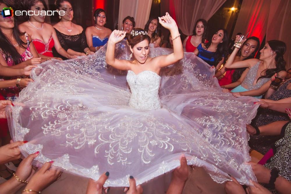 fotos novia hora loca