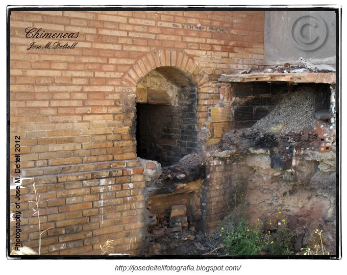 Jose m deltell fotografias antigua chimenea en agost 2 - Chimeneas en alicante ...