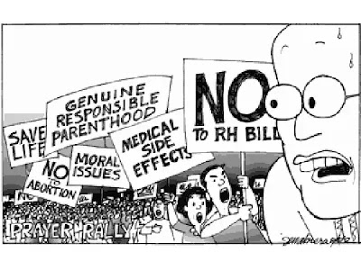 slogan on rh bill Morality of rh bill con the issue on morality is probably the biggest argument of those who are against rh bill their contention revolves around the fact that the said bill threatens the intrinsic rights of man, such as the right to life, health, education of.