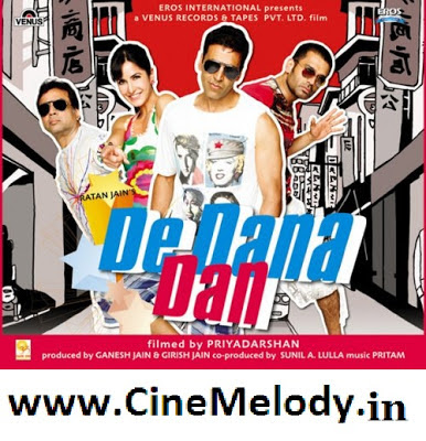 De Dana Dan Telugu Mp3 Songs Free  Download  2009