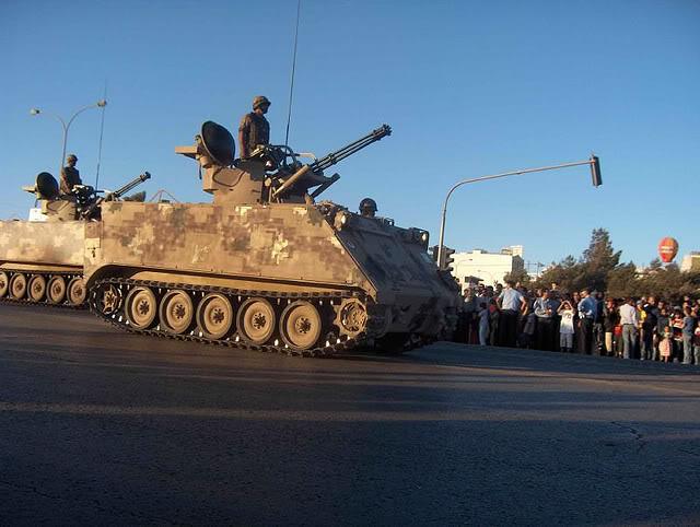 Fuerzas Armadas de Jordania Jordan+Vulcan