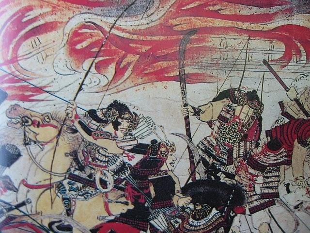 Kyujutsu Kamakura Bushi, Okres ochronny na czarownice, Carmaniola