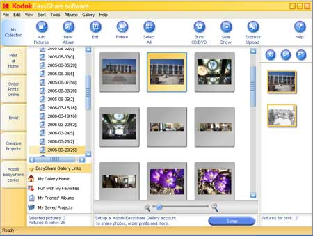 software Kodak Easyshare