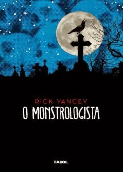 livro de terror o monstrologista