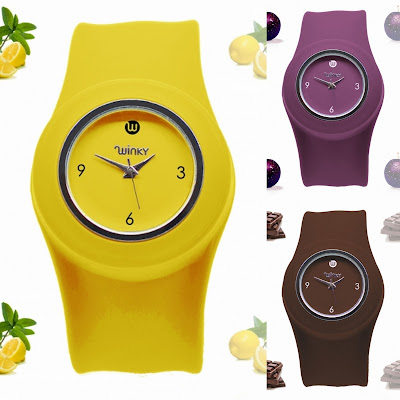 Frui Flavor Color Watches