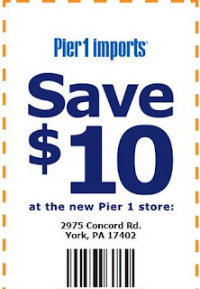 Pier 1 coupons march 2019