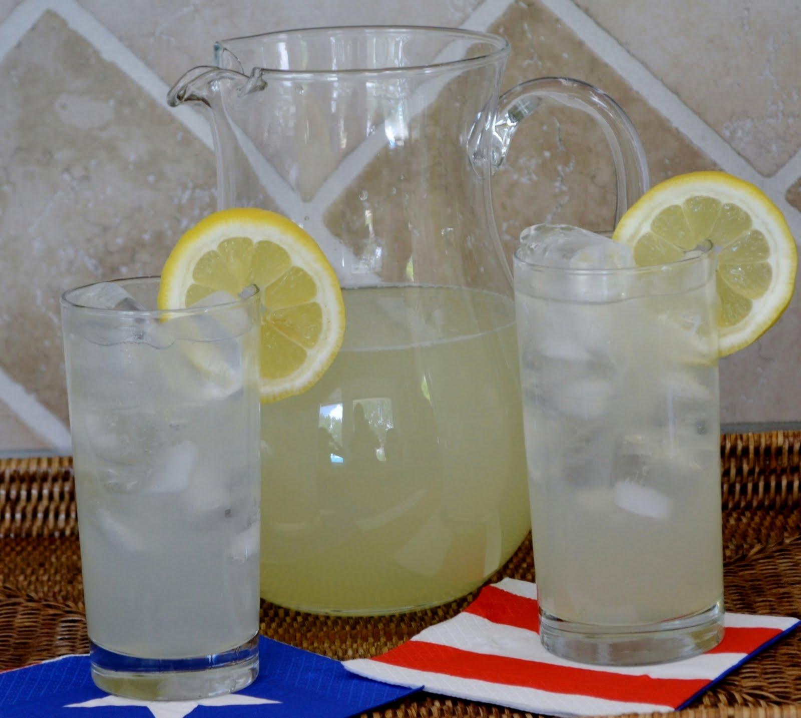 Sunflower Supper Club: A Perfect Glass of Lemonade