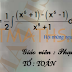 Bài giảng tích phân của thầy Trần Kim Chung kiễu gõ Latex