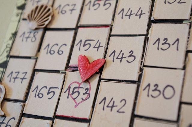 crackle accents kalendarz do odliczania tęsknoty galeria schaffa dominika omelan