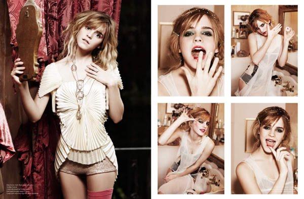 Emma Watson..