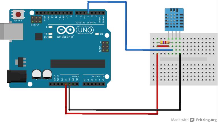 Zerokol Com Dht11 Temperatura Umidade Com Arduino