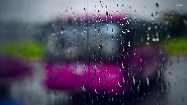 Hình nền máy tính HD đẹp mưa buồn long lanh, hinh nen PC