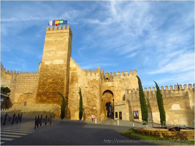Puerta de Sevilla extramuros