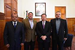 Fortalecen trabajo coordinado Veracruz y Gobierno de la República