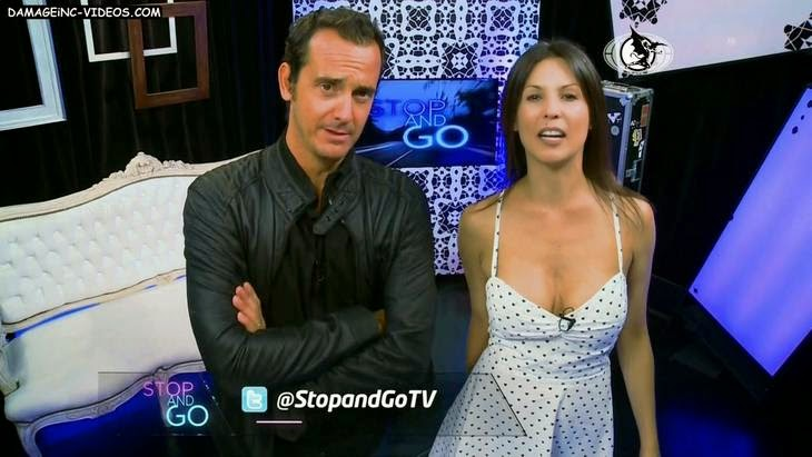 Argentina model Ursula Vargues big boobs dress